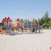 Plac zabaw NOVUM, Plaża Wilanów