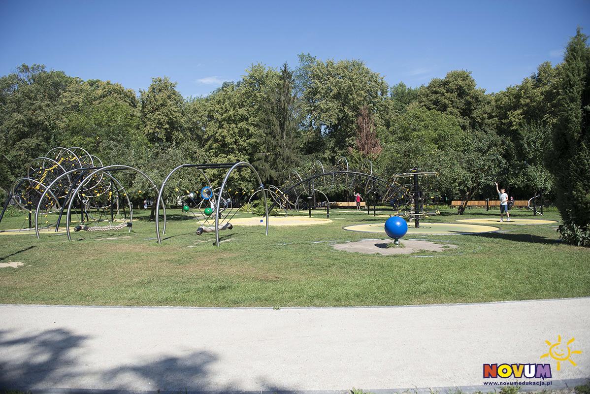 Park Trampolinowy NOVUM - Warszawa Bielany zdjęcie 4