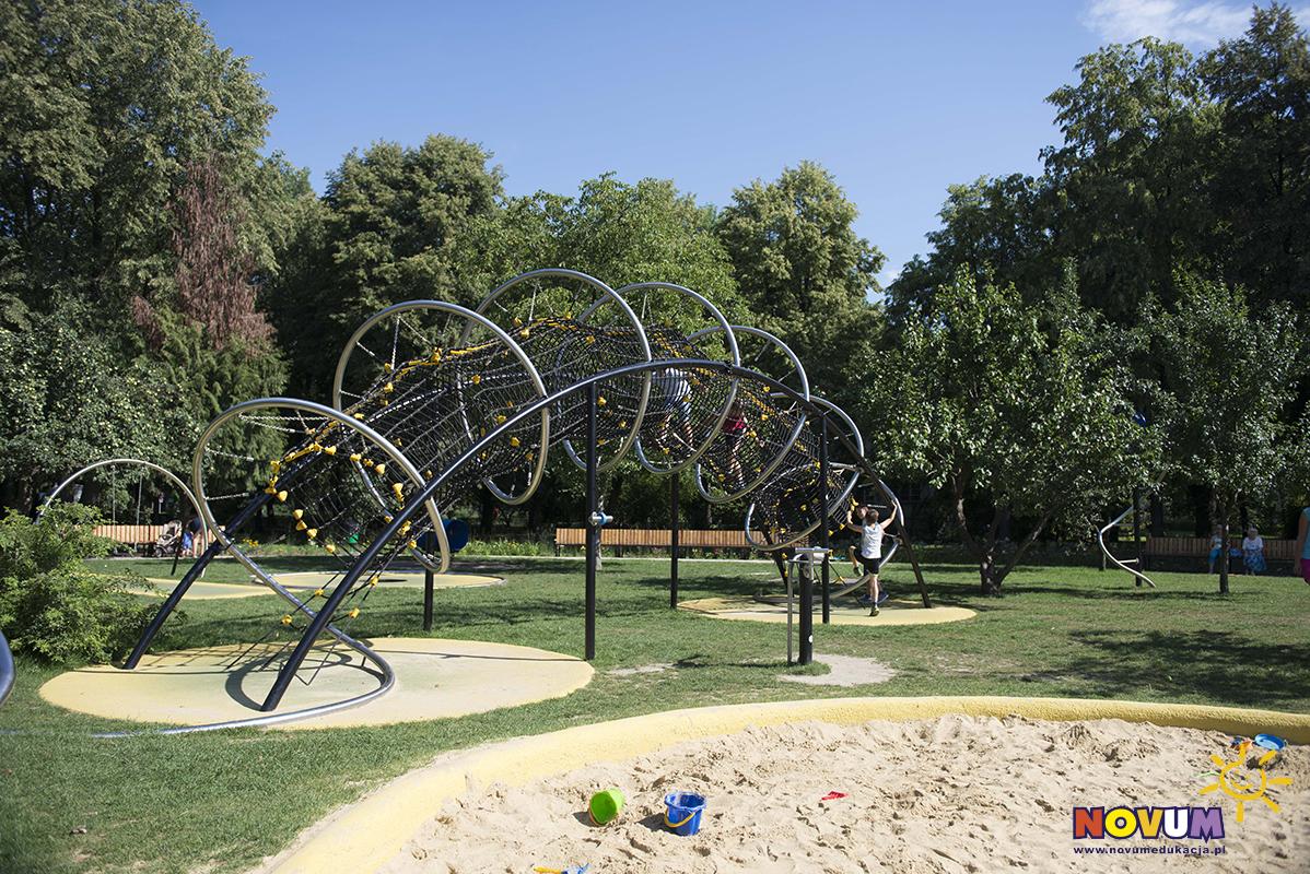 Park Trampolinowy NOVUM - Warszawa Bielany zdjęcie 0