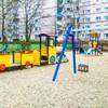Plac zabaw Katowice Gdańska