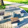 Siłownia i plac zabaw przy Kopcu Wyzwolenia Piekary Śląskie