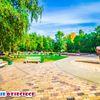 Plac zabaw Katowice Park Kościuszki