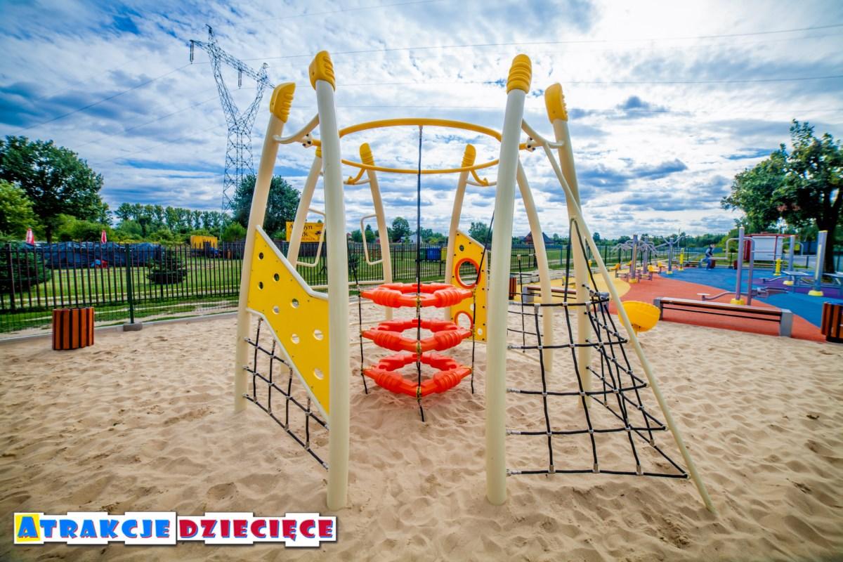 Plac Zabaw dla dzieci Dąbrowa Górnicza Pogoria III zdjęcie 8