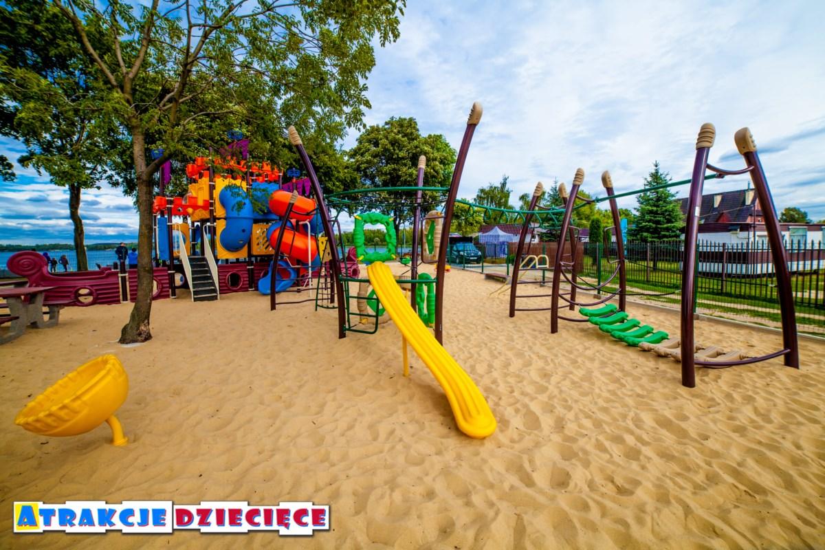 Plac Zabaw dla dzieci Dąbrowa Górnicza Pogoria III zdjęcie 6
