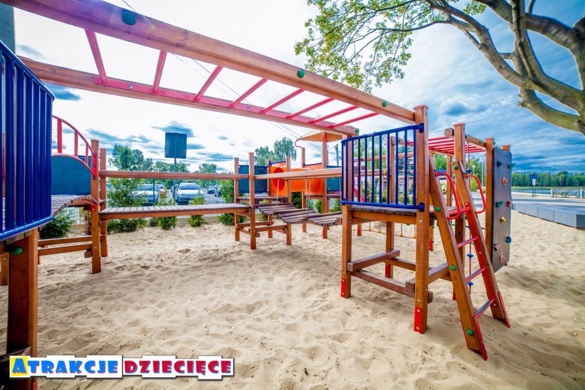 Plac Zabaw dla dzieci Dąbrowa Górnicza Pogoria III zdjęcie 4