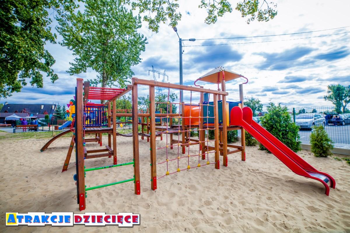 Plac Zabaw dla dzieci Dąbrowa Górnicza Pogoria III zdjęcie 3