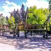Plac zabaw w Parku Jordana Kraków