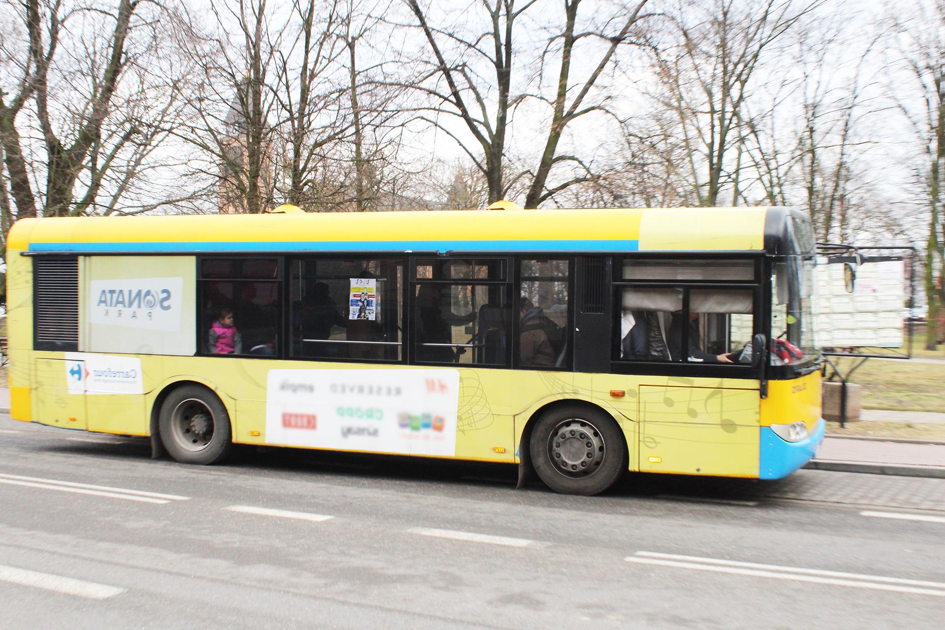 bezpłatne autobusy dla uczniów w sochaczewie