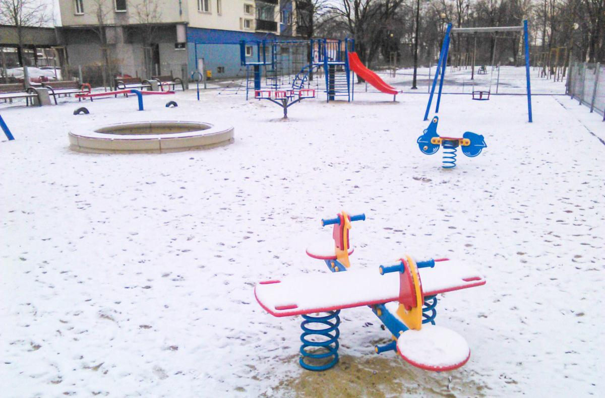 plac zabaw dla dzieci w zabrzu