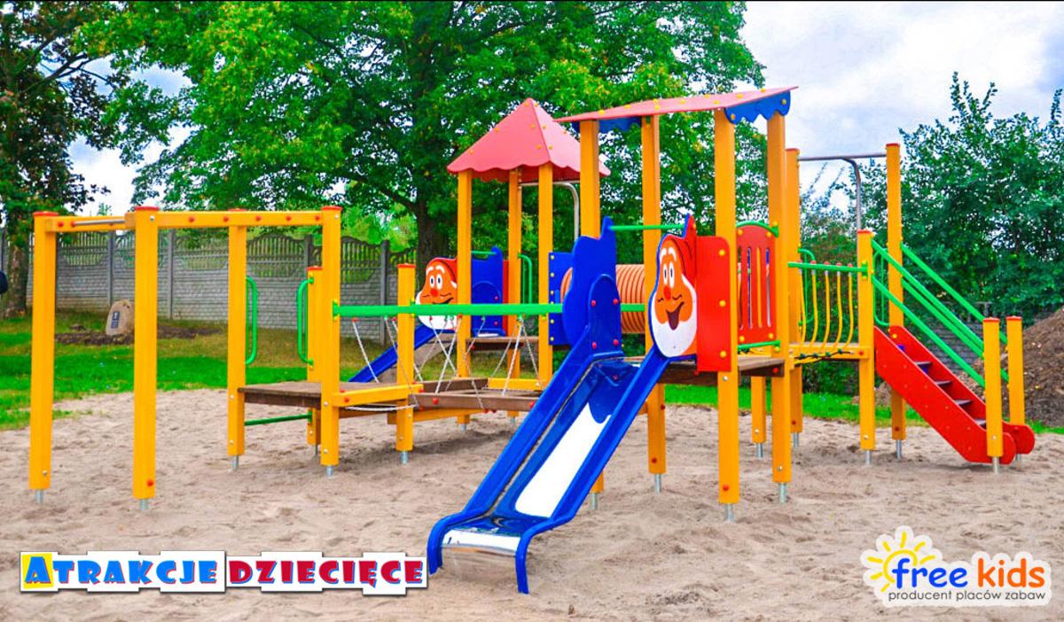 plac zabaw dla dzieci w Poznaniu