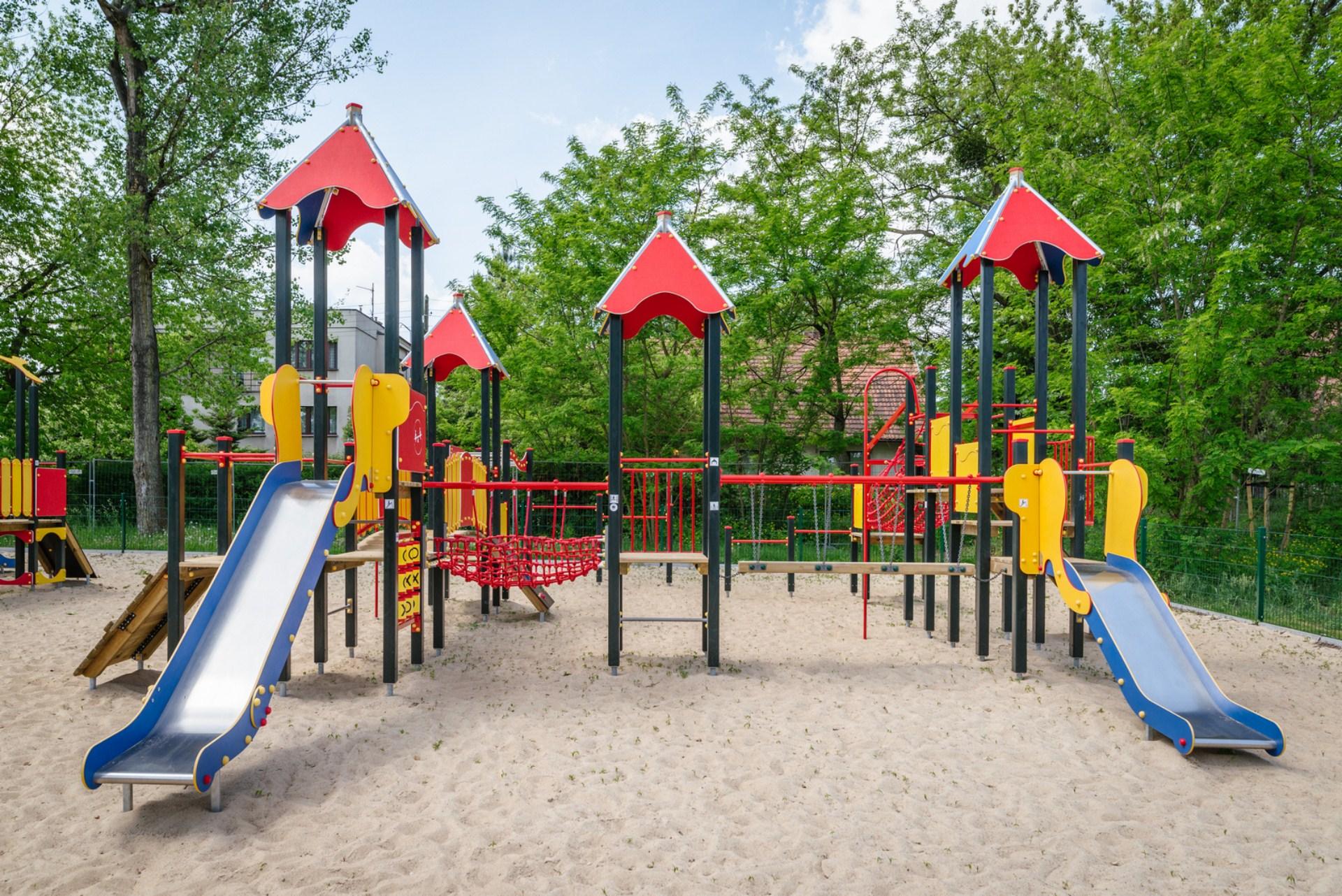 plac zabaw dla dzieci poznań