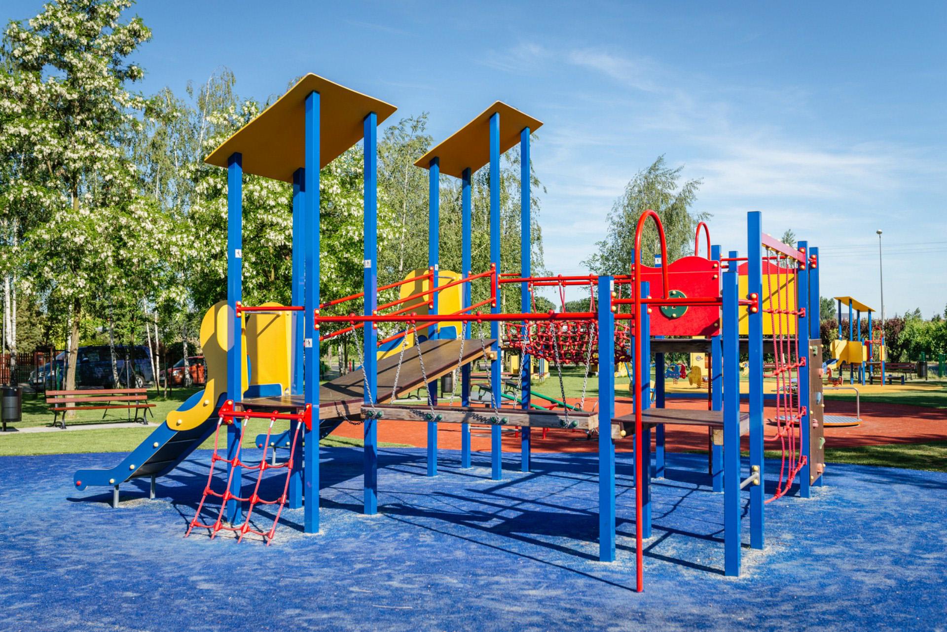 plac zabaw dla dzieci bielany wrocławskie