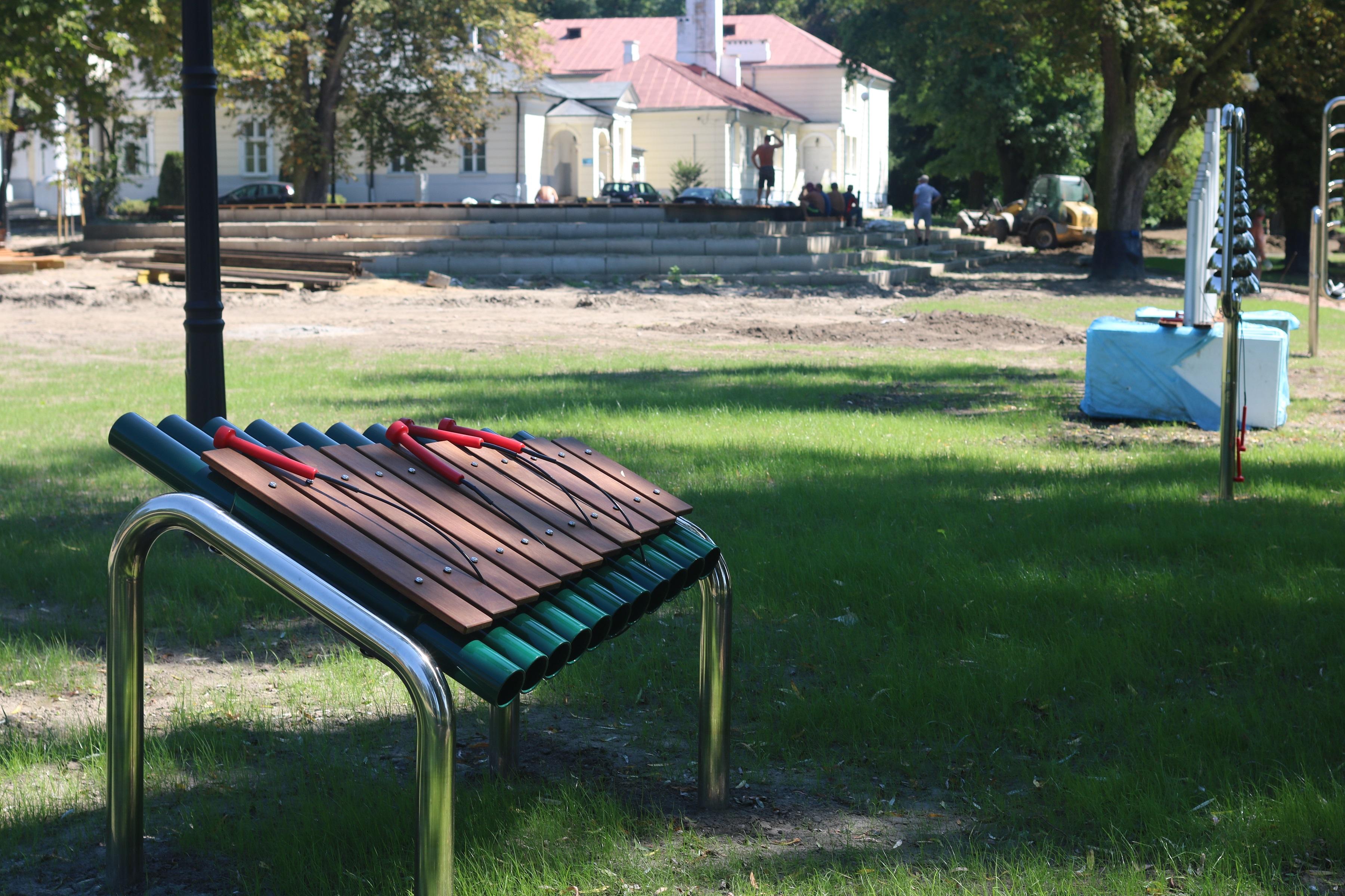 parki dla dzieci w Sochaczewie