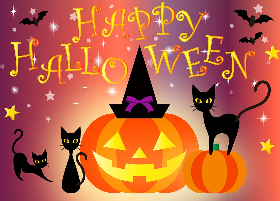 historia święta Halloween