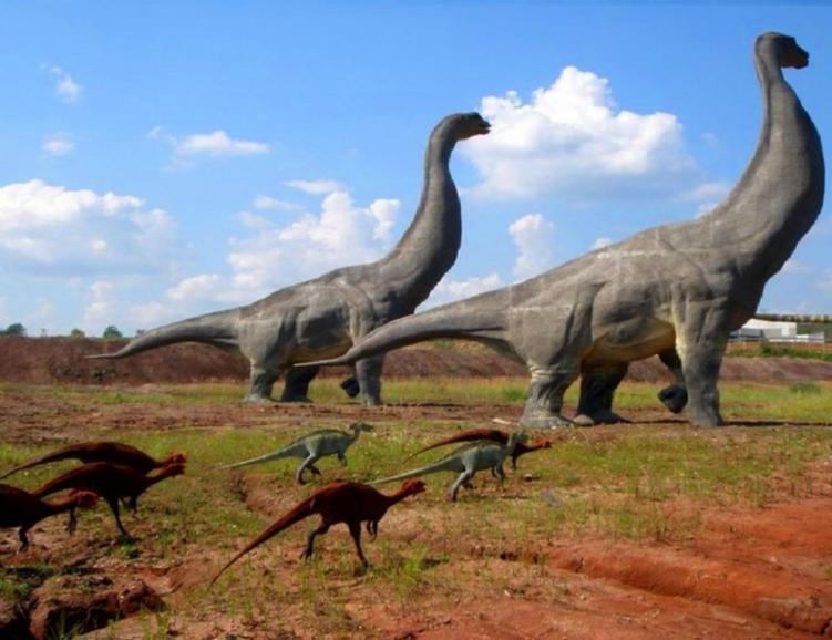 park dinozaurów w krasiejowie