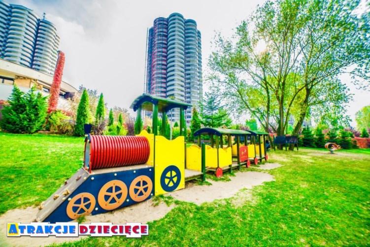 plac zabaw osiedle tysiąclecia katowice