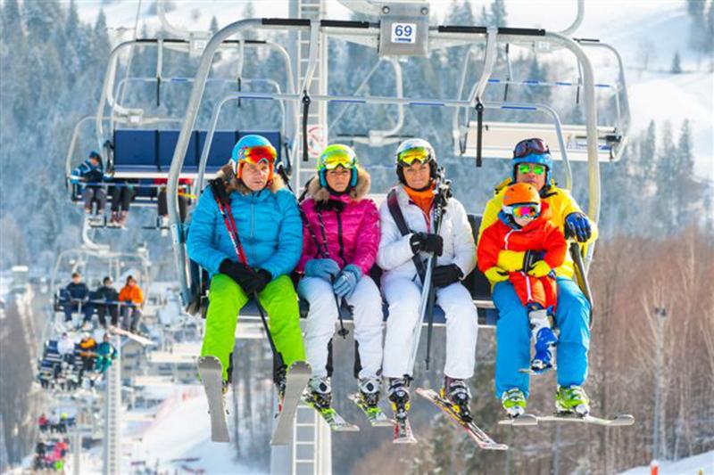 gdzie z dziećmi na narty