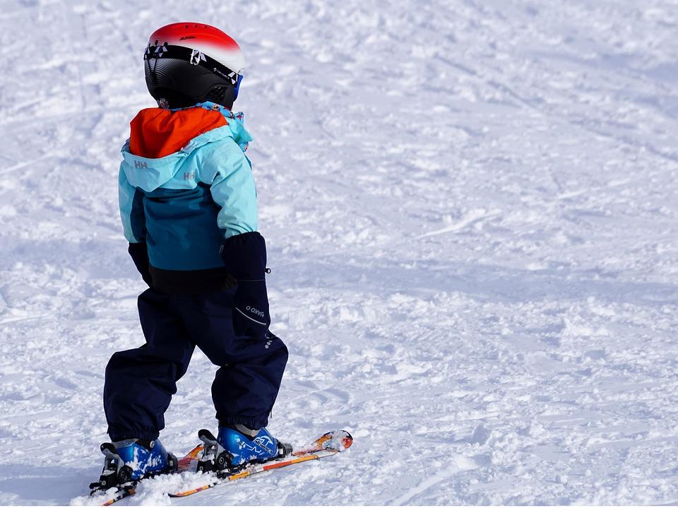 stoki narciarskie dla dzieci