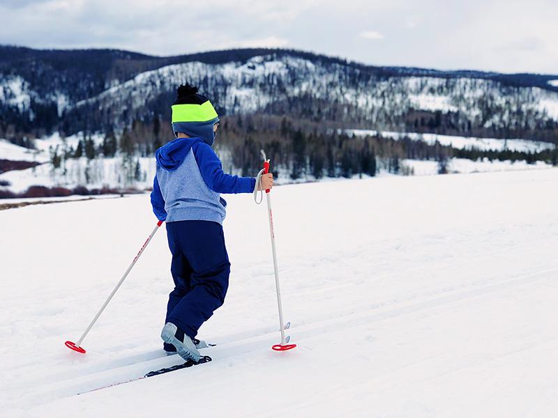 najlepsze stoki narciarskie dla dzieci