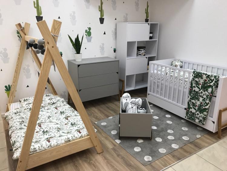aranzacja pokoju dla dziecka my sweet room