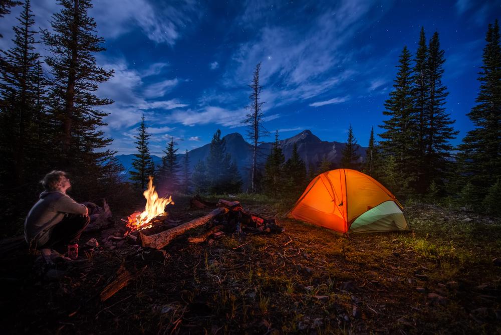 idealny namiot dwuosobowy