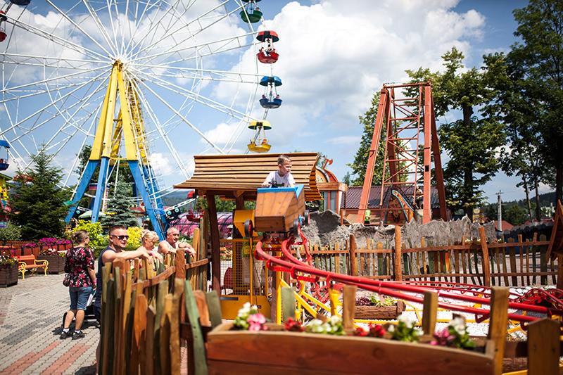 rabkoland najlepszy park rozrywki dla dzieci