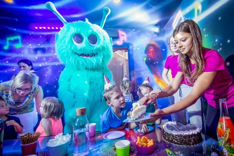 sala zabaw dla dzieci warszawa Airo Space Kids