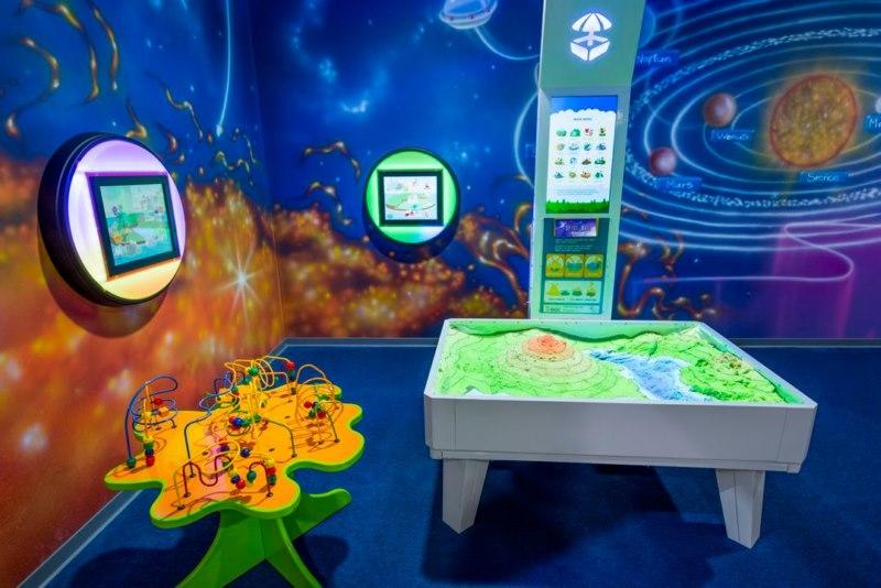 Airo Space Kids sala zabaw dla dzieci w warszawie