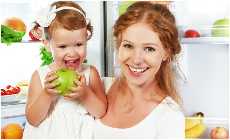 jadłospis małego dziecka