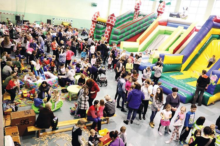 imprezy dla dzieci w Sochaczewie