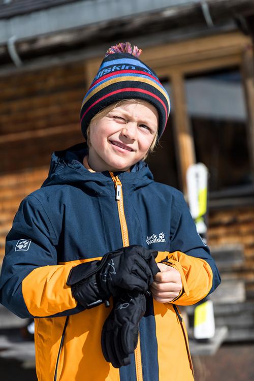 czapka zimowa dziecięca