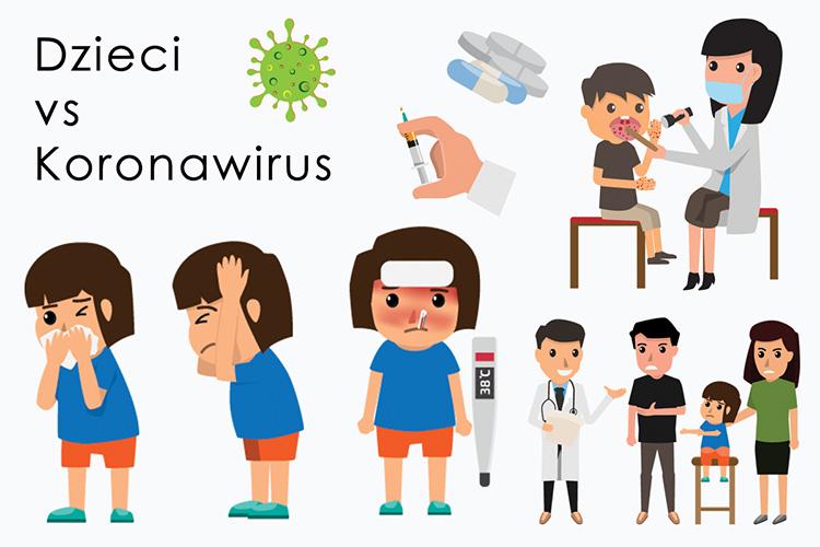 jak chronić dzieci przed koronawirusem