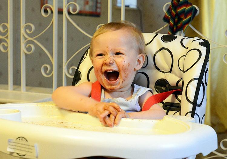 jakie krzesło do karmienia dla dziecka