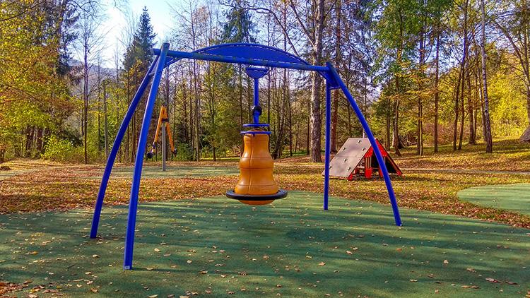 plac zabaw Ustroń Jaroszowiec