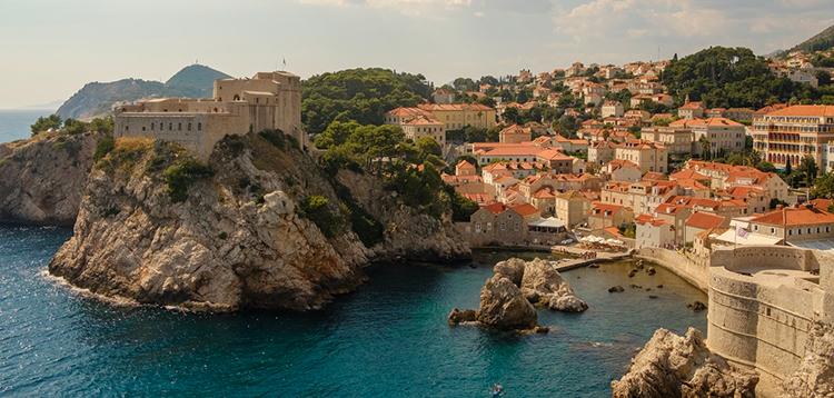 Chorwacja widok