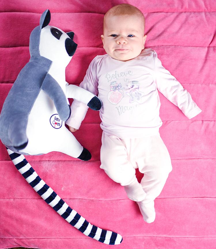 lemur baby opera
