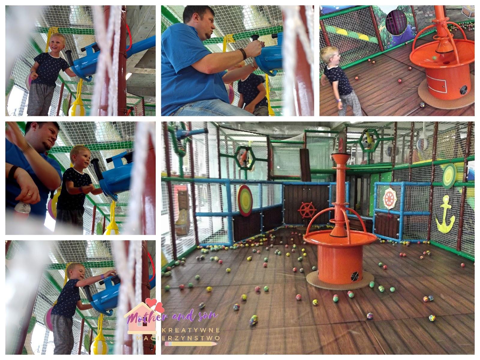 Playground Arena Gdańsk dla dzieci