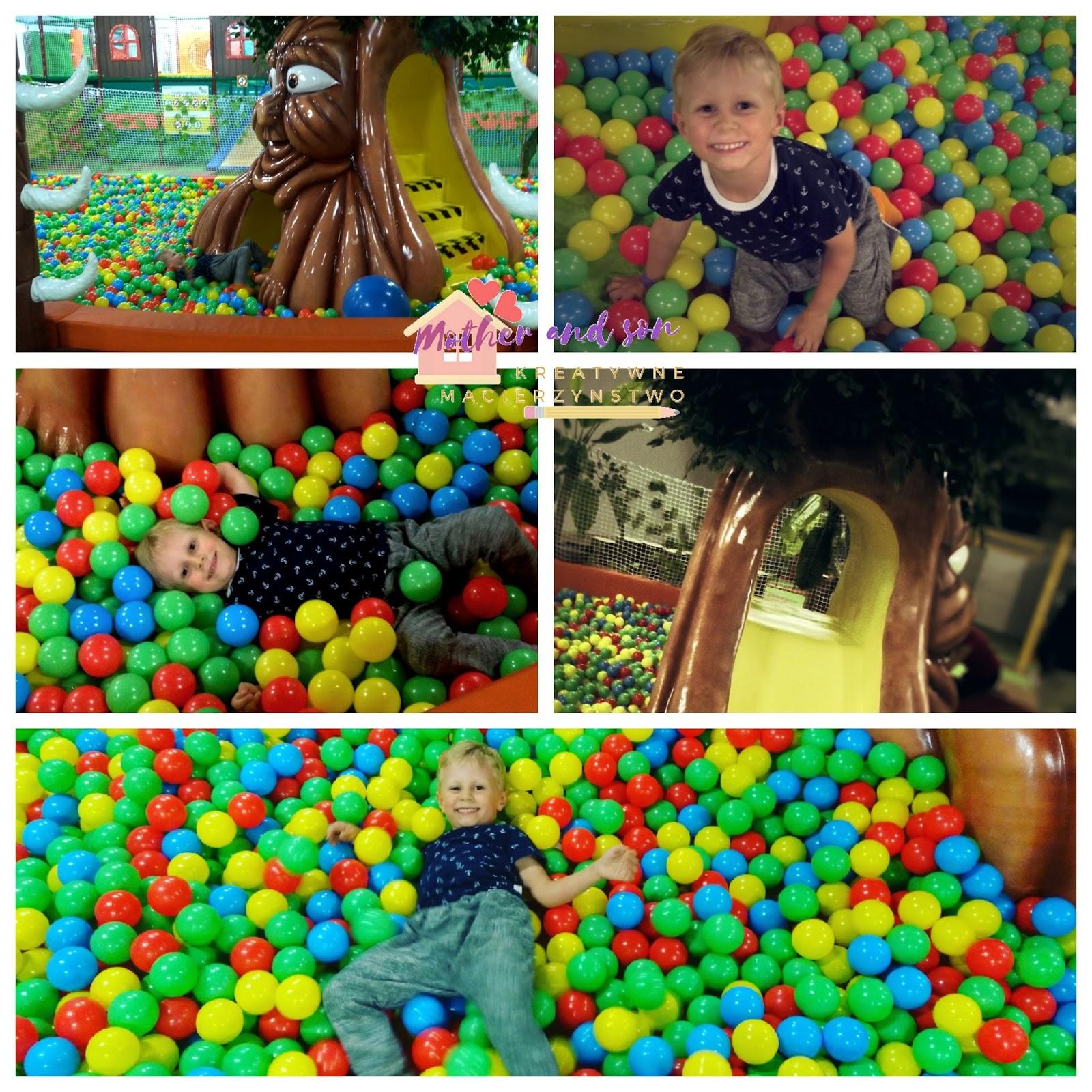 dla dzieci Playground Arena Gdańsk