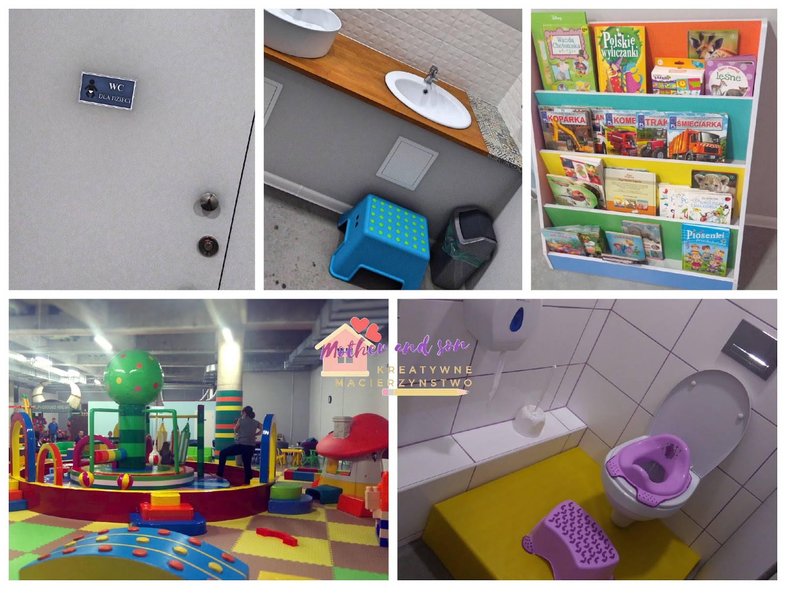 sala zabaw dla dzieci Playground Arena Gdańsk