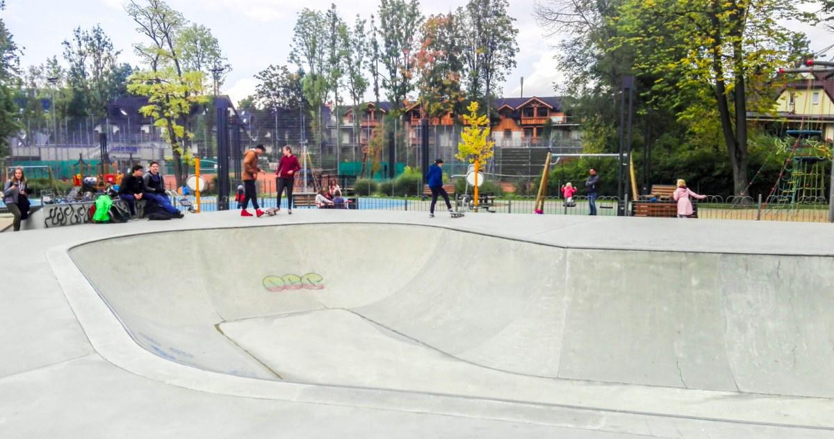 skatepark Zakopane