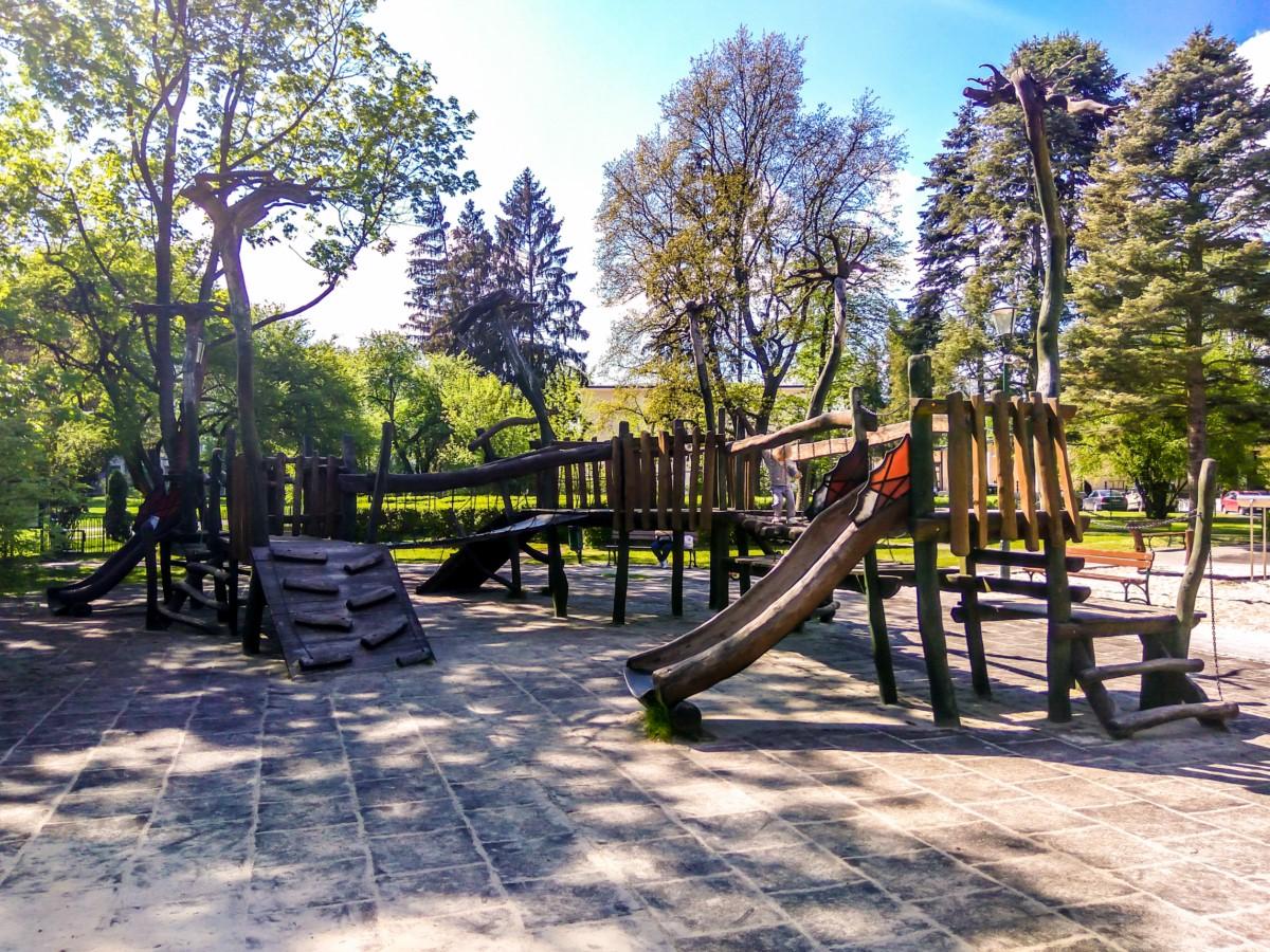 park Jordana Kraków