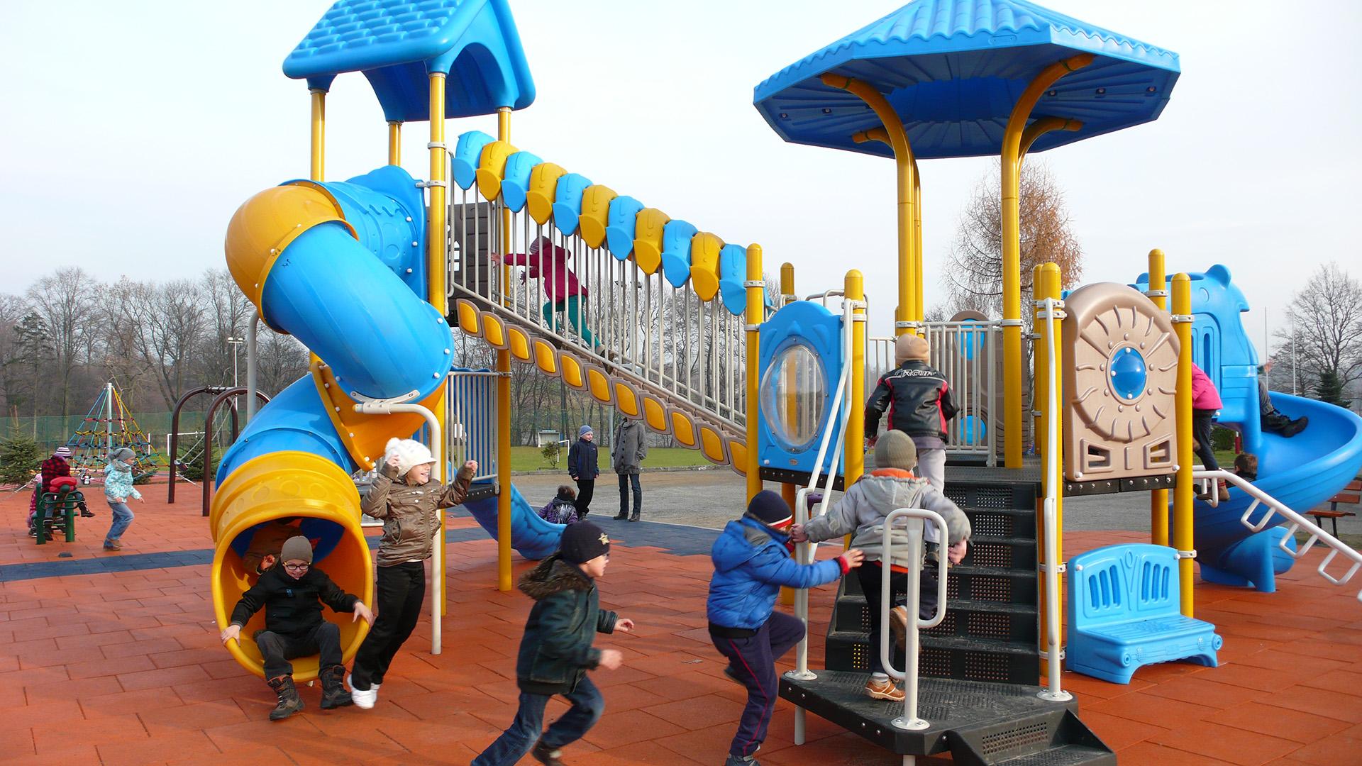 nowy plac zabaw dla dzieci w Sochaczewie